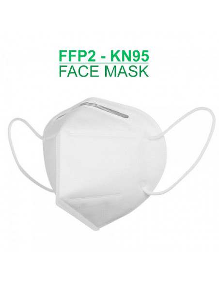 KN95 face mask (pack of 10)