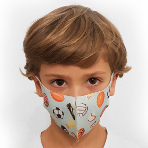 Games reusable face masks...